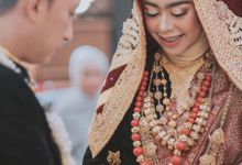 Wedding of Annisa & Reza by Muthia Catering