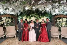 The Wedding of Andrew & Elvina by Untitled Band