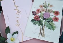 Our offline store by Papermint Wedding
