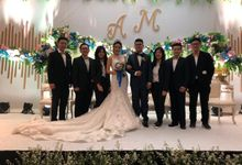 The Wedding of Andri & Maurent by Ms Murry EO