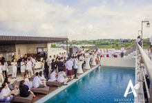 VIP Villa Complex for Wedding Guests by Nagisa Bali