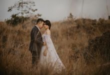 Vina And Andre Prewedding by iLook ( Makeup & Couture )