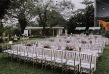 IVANA & HARTONO by Raffles Hills Cibubur - On Green Garden Venue