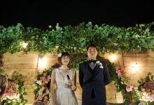 Wedding of Hendrik & Vivi by Elina Wang Bridal