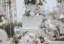 3 Tiers by Amor Cake