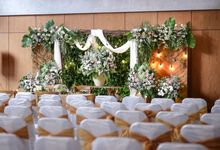 The Wedding Hanika & Josh by AVIARY Bintaro