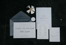 Winston Alexander & Gitta Angelina Wedding by Vi Organizer