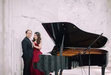 Prewedding Indoor by Elina Wang Bridal