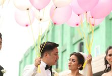 Whiz Prime Hotel - Glenn & Nindy by Impressions Wedding Organizer
