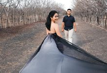 Prewedding of Patricia by iLook ( Makeup & Couture )