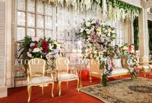 Lidya & Hiro - Balai Sudirman by FIORE & Co. Decoration