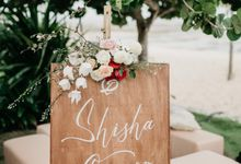 Divya & Dhiraj - Welcome Dinner by Butterfly Event Styling