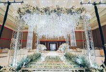 Hansen & Felicia Wedding Decoration by Valentine Wedding Decoration