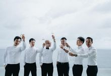 Six Senses Uluwatu Wedding by White Roses Planner by White Roses Planner