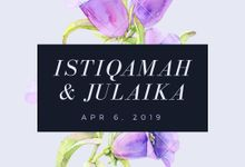 Istiqamah & Julaika x 6th April 2019 x HortPark by XOXO & Co.