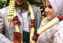 The Wedding Dhawiya & Muhammad by V&Co Jewellery