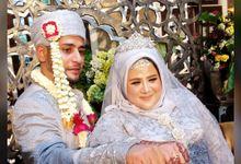 The Wedding Dhawiya & Muhammad by V&Co Jewellery