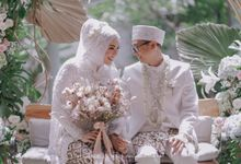 Wedding of Amanda & Afid by Sirih Gading Catering
