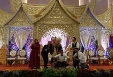 WEDDING AT HARRIS CONVENTION HALL by Tanamusiq