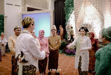 The Wedding Puput & Ali by V&Co Jewellery