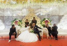 Wedding Of Rhezky & Angela by Elina Wang Bridal