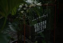 The Story of Deydra & Arisya 21 April 2019 by AVIARY Bintaro