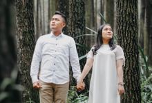 Cobus & Ayu Pre Wedding by It'syou Pictures