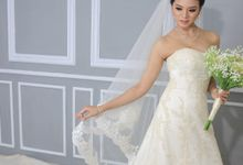 Wedding Gown by ChrisYen wedding boutique