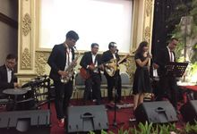 DAVIED & ITA WEDDING CEREMONY by 1548 band