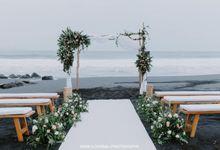 Wedding Showcase at Sunrise Villa The Royal Purnama by Bali Becik Wedding