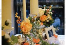 Peaches by Yulika Florist & Decor