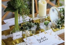 Nature in Green by Yulika Florist & Decor