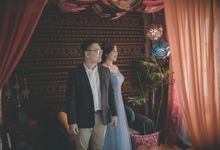 Prewedding of Gilbert & Nathasya by Elina Wang Bridal