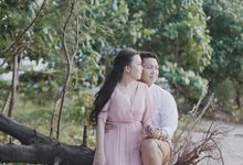 Prewedding of Denny & Ghevie by Elina Wang Bridal