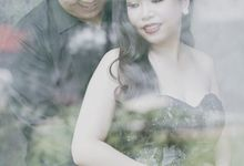 Denny & Ghevie Prewed Session by Elina Wang Bridal