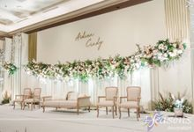The Wedding of Ardian & Cindy by 4Seasons Decoration