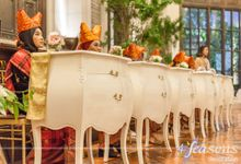 The Wedding of Adis & Amira by 4Seasons Decoration
