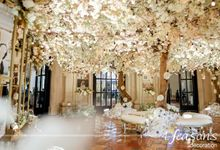 The Wedding Of Monica & Fabian by 4Seasons Decoration