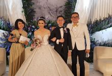 Wedding of Suhendra & Danise by MC Mandarin Linda Lin