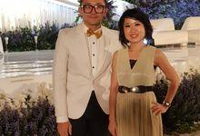 Wedding of Suhendra & Danise by MC Mandarin Linda Lin