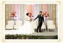 Wedding of Zimmy & Widya by JP Wedding Enterprise