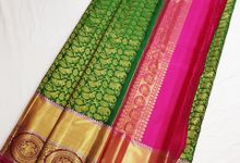 Kanchipuram silk sarees by Kanchipuram Lakshaya SIlk Sarees Manufacturer