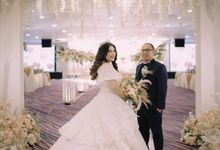 Wedding of Willy & Ivana by Elina Wang Bridal
