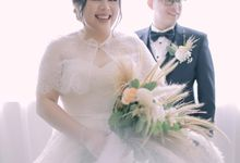 Wedding of Willy & Ivana by Elina Wang Bridal
