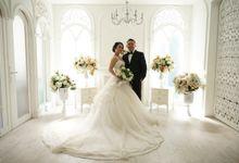 Thomas & Claudia Prewedding by Elina Wang Bridal