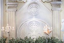 Ferry & Vinna Wedding Decoration by Valentine Wedding Decoration