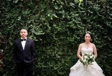 Martinus & Intan Prewedding by Elina Wang Bridal