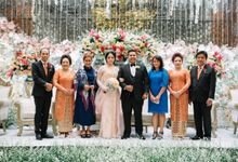 Royal Wedding Daniel & Jessica at UOB Thamrin by Warna Project