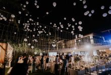 From Aldri and Vega Wedding by The edge