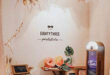 eighty three photostudio bridestory booth by Bloomette